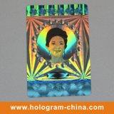 은빛 보안 안티 - 가짜 3D 레이저 홀로그램 라벨
