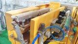Envoltório giratório automático do estiramento do braço com a máquina de envolvimento superior do distribuidor de folha