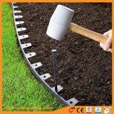 직류 전기를 통하는 알루미늄 또는 Corten 정원 가장자리 담