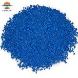 Color azul de plástico Masterbatch