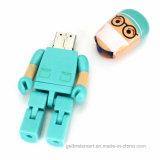 Nettes Blitz-Laufwerk des Karikatur-Doktor-Design USB für Förderung