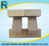 화강암 대리석 돌 절단 다이아몬드 세그먼트