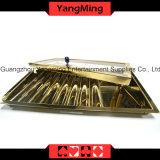 밝은 금 칩 쟁반 (YM-CT13)