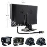 Systeem van de Camera van de Mening van de Delen van de uitloper het Achter met Waterdichte Monitor IP69K voor de Veiligheid van de Visie