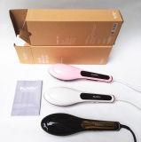 Nuova spazzola elettrica professionale del raddrizzatore dei capelli