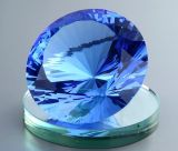Amazing Bright Crystal Diamond, Glass Diamond Giftware