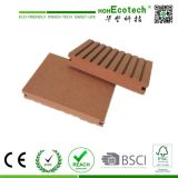 Плитка Decking плавательного бассеина напольного деревянного пластичного составного Decking/Anti-Slip