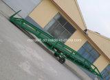 Rampe de chargement du chariot élévateur hydraulique mobile avec la CE