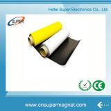 Aimants en caoutchouc intenses de constructeur flexible isotrope avec la feuille colorée de roulis
