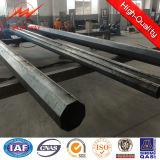 Puder Coating 12m Metal Power Pole Fasctory