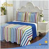 1500本の糸のカウントのしわは及び抵抗力がある柔らかく贅沢なベッドセット衰退する