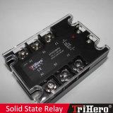 25A DC/AC relais semi-conducteur SSR de 3 phases
