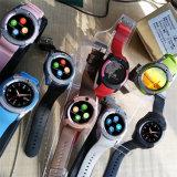 Свободно грузя камера Mtk6261d Smartwatch Android 0.3m вахты Bluetooth вахты V8 франтовская для карточки Android телефона микро- SIM TF с розничным пакетом