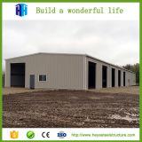 Gebouwen van het Staal van de lang-spanwijdte de Lichtgewicht Structurele Industriële