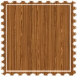Suelos laminados que cubre la superficie de madera de pino junta para Casa pavimentación
