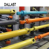 掘削機のブルドーザークレーン油圧ラムの二重代理の水力の出版物シリンダー