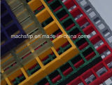 Corrosiebestendige FRP Grating, Super Netwerk van de Spanwijdte, 38*152mm