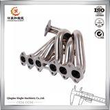 カスタムCastedの部品の真鍮の多様な排気多岐管を停止しなさい