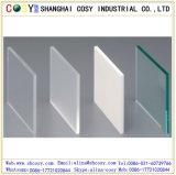 Высокое качество листа 1.2g/cm3 декоративной панели пластичное бросило акриловый лист для загорая кровати