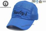 El sombrero al por mayor de Sun del poliester de la alta calidad se divierte el casquillo con bordado