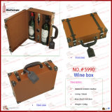 Leather creativo Wine Bag per Wholesale (3395R1)