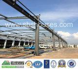 Fábrica pré-fabricada da oficina do armazém da construção de aço