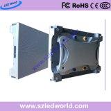 P1.56, P1.66, P1.92, di cartello dell'interno dello schermo di visualizzazione del LED dell'affitto di P2.5 HD con 400X300mm che fonde sotto pressione per fare pubblicità