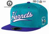 2016 bonés de beisebol feitos sob encomenda novos do bordado do chapéu do Snapback da era da impressão 3D