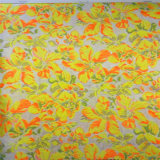 Canxing Yarn Dyed Metal Wire Grandiflora Fabric