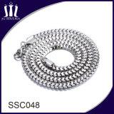 La nueva joyería de moda Diseñado collar de acero inoxidable 304L