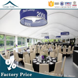 Banquet를 위한 40m Waterproof Aluminum Frame Dome Party Tent에 의하여 25m