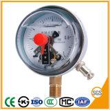 150мм электрический контакт манометр манометр с заводская цена