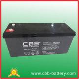 Wartungsfreie saure tiefe Schleife AGM-Solarbatterie 12V200ah
