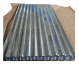 Feuille de toiture en métal galvanisé ondulé Prix