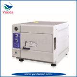 Plein type horizontal d'acier inoxydable autoclave dentaire de stérilisateur de vapeur avec la fonction de séchage
