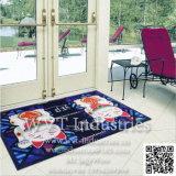 PVC écologique paillasson antidérapant /Welcome mat/tapis de sol/tapis de bain/voiture pied Mat Professional Fabricant