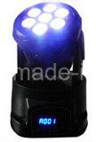 Mini-Lavar a cabeça em movimento de luz para iluminação de discoteca (ÍCONE-M005C)