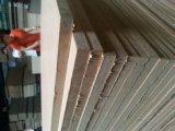 Орех /мебель из тикового дерева и Ash /красного дуба меламина бумаги, с которыми сталкиваются фанера/MDF