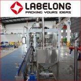 Linha de engarrafamento de água de plástico / máquina de enchimento de água