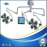 Plafond de la tête de type double opération dirigée par des feux de chirurgie (YD02-LED4+5)