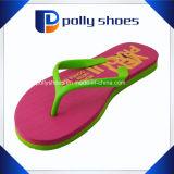 Pistone piano del pattino della spiaggia di comodità della cinghia della cinghia di scintillio dei sandali delle donne