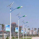 CE RoHS Approved10W a 80W Solar Street Light