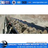 Correia transportadora de borracha do cabo de aço resistente frio do transporte Chain