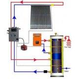 Prezzo del riscaldatore solare dell'acqua di pozzo per il servizio europeo