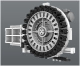 최신 CNC 기계로 가공 센터, 무쇠 축융기, CNC 수직 축융기 (EV1060M)