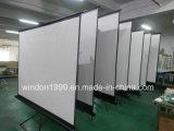 Zoll-Stativ-Projektor-Bildschirm des konkurrenzfähigen Preis-70X70 für Verkauf