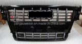 """Het zwarte (Verchroomd Embleem) Voor AutoTraliewerk van de Auto voor Audi S4 2008-2011 """""""
