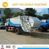 13-18 de kubieke Vrachtwagen van de Pers van het Huisvuil van het Afval van de Meter voor Verkoop