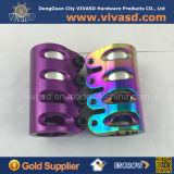 Алюминиевые струбцины с милой поверхностной плакировкой Muticolor отделки