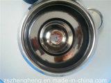 Pequeno tanque de aço inoxidável para medicina